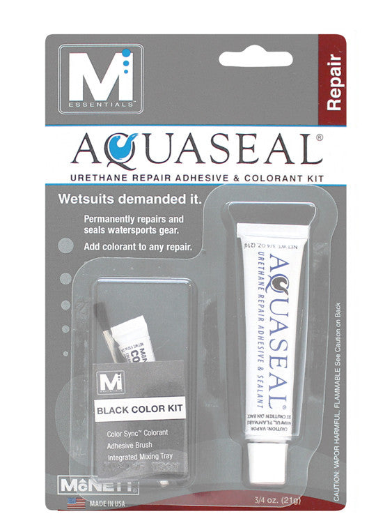 McNett Aquaseal Black Colourant Kit