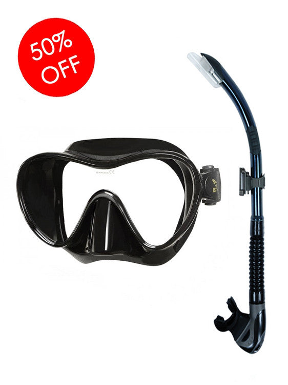 ODG Frameless Superflex Snorkeling Set