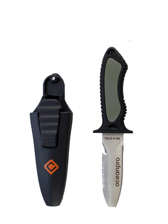 Ocean Pro BC Knife with Sheath