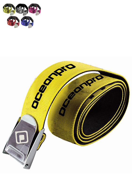 Ocean Pro Webbing Weight Belt