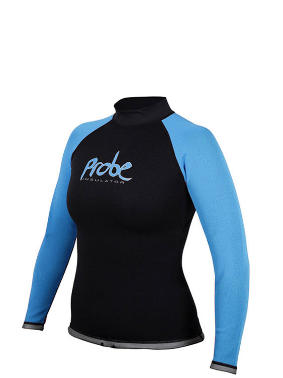 Probe Insulator Long Sleeve Top Ladies