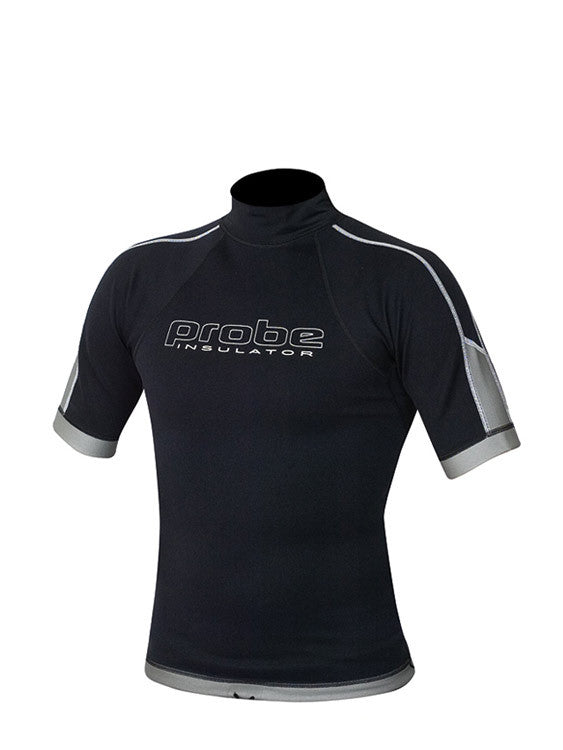 Probe Insulator Short Sleeved Top Mens