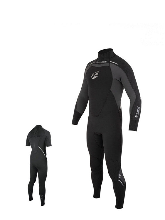 Probe iFlex 5mm Wetsuit Mens Grey