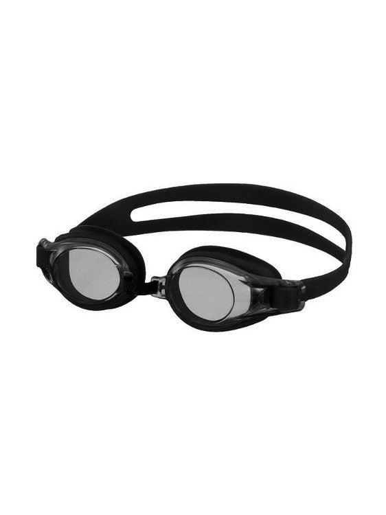 View Pulze Swimming Goggles BK
