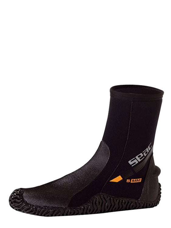 SEAC Sub Basic HD 5mm Dive Boots