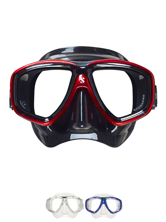 Scubapro Flux Twin Lens Mask