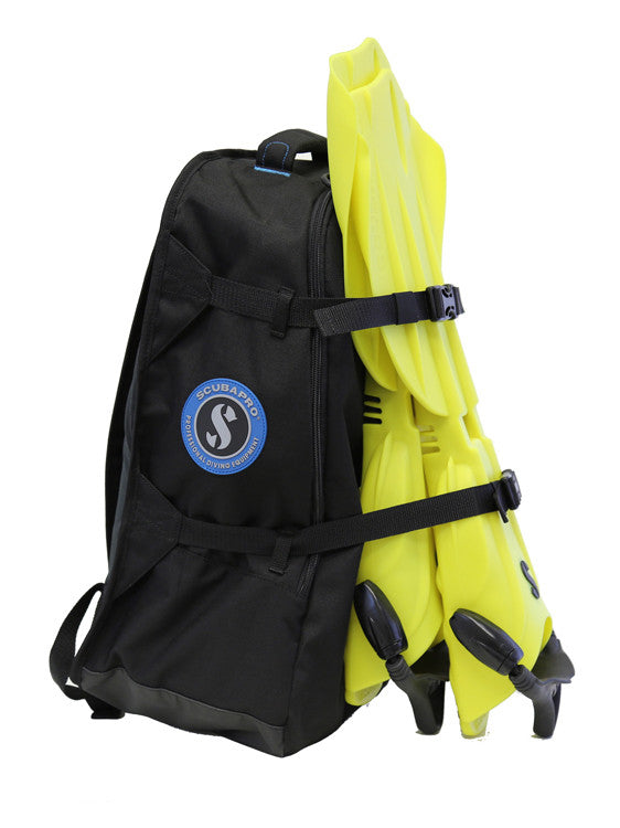 Scubapro Hydros Pro BCD Backpack Side View