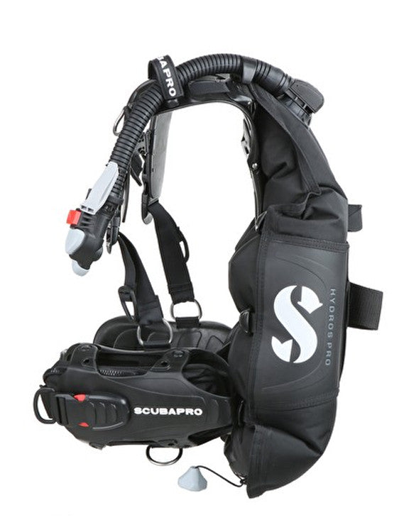 Scubapro Hydros Pro BCD Side View