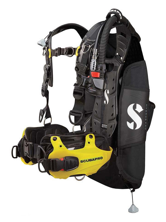 Scubapro Hydros Pro BCD - Yellow