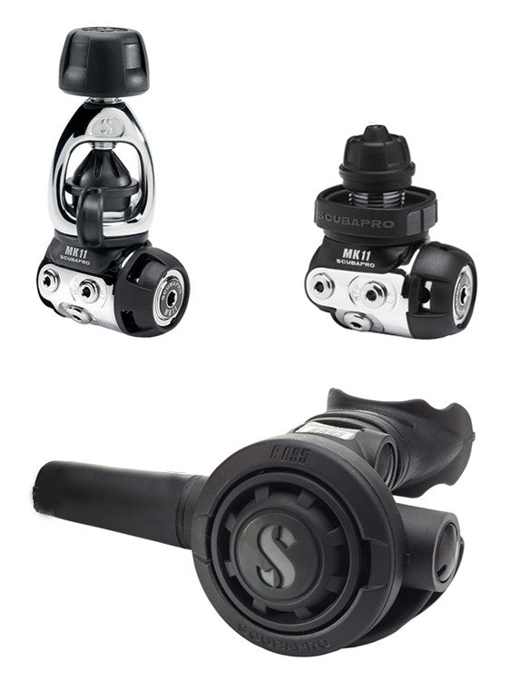 Scubapro MK11 / R095 Regulator Combination
