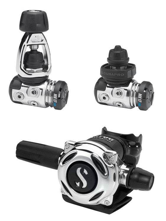 Scubapro MK17 EVO / A700 Chrome Regulator Combo