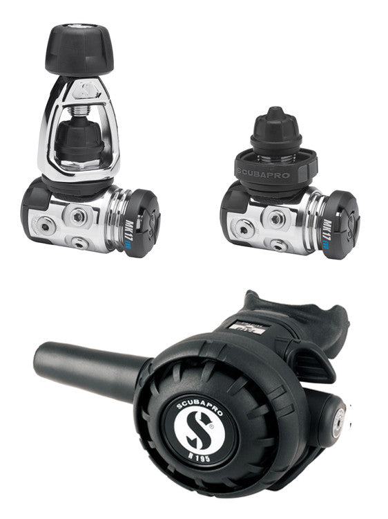 Scubapro MK17 Evo / R195 Regulator Combo