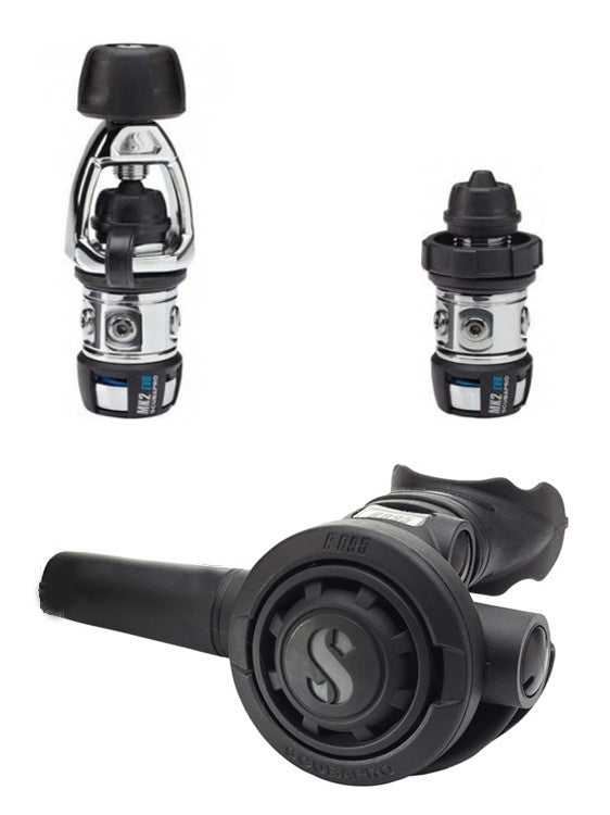 Scubapro MK2 Evo / R095 Regulator Combination