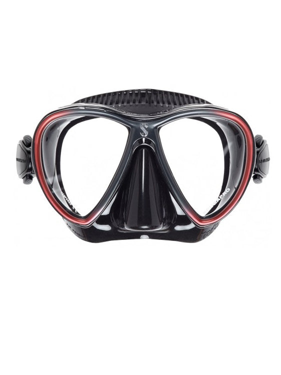 Scubapro Synergy Trufit Mask - Black/Red