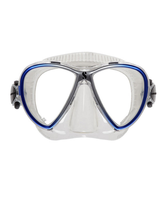 Scubapro Synergy Trufit Mask - Clear/Blue
