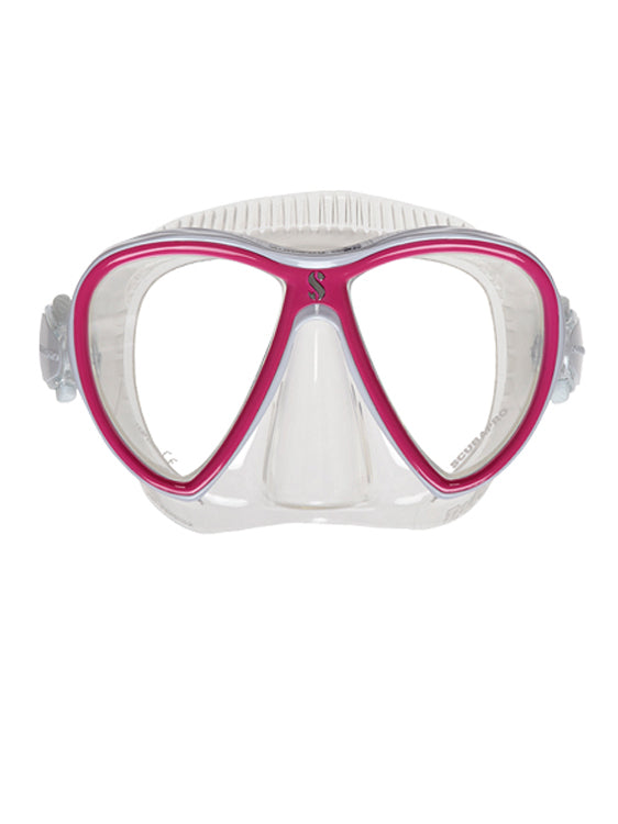 Scubapro Synergy Trufit Mask - Clear/Pink