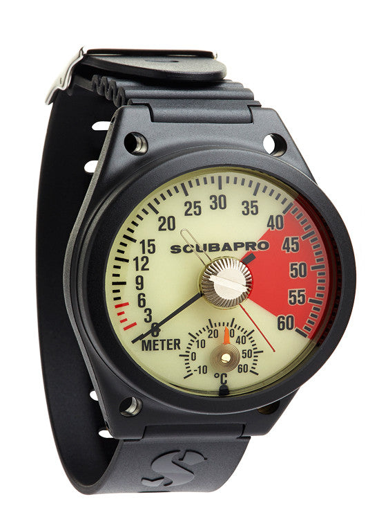Scubapro Analogue Wrist Depth Gauge