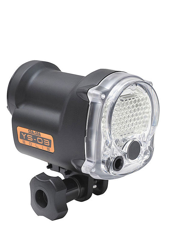 Sea & Sea YS-03 Solis Strobe Side