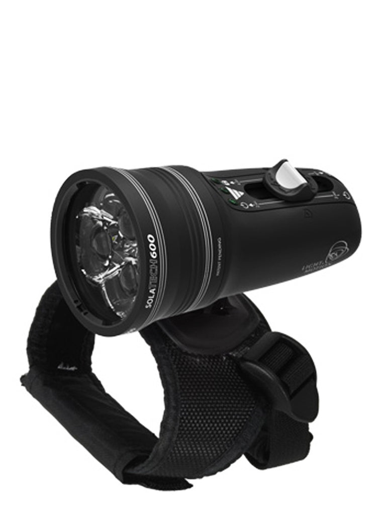 Light & Motion Sola Tech 600 Dive Light