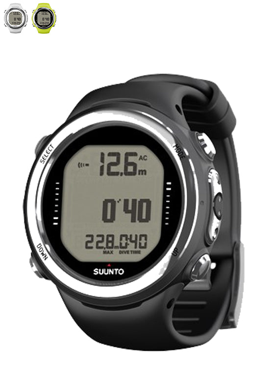 Suunto D4i Novo - All Colours