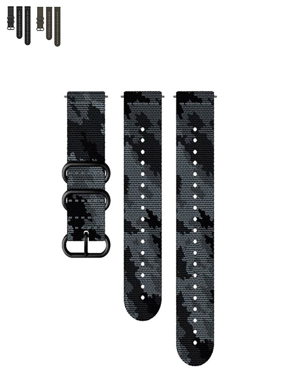 Suunto D5 Explore 2 Textile Strap (multi-colour)