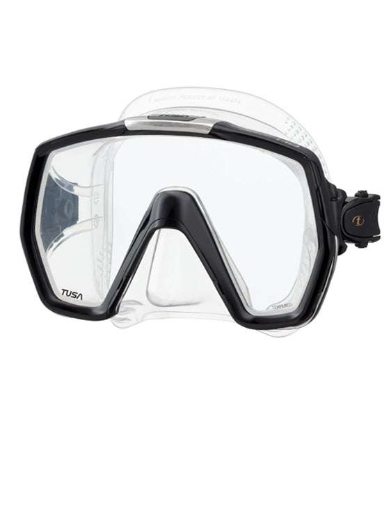 TUSA Freedom HD Mask (M-1001) - Black (BK)