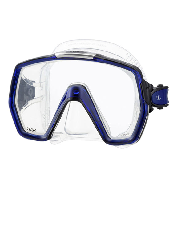 TUSA Freedom HD Mask (M-1001) - Cobalt Blue (CBL)