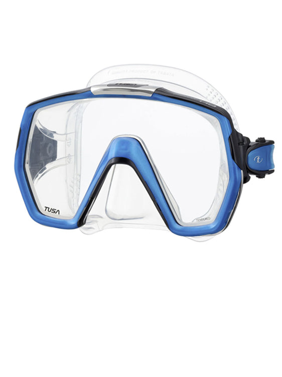 TUSA Freedom HD Mask (M-1001) - Fishtail Blue (FB)