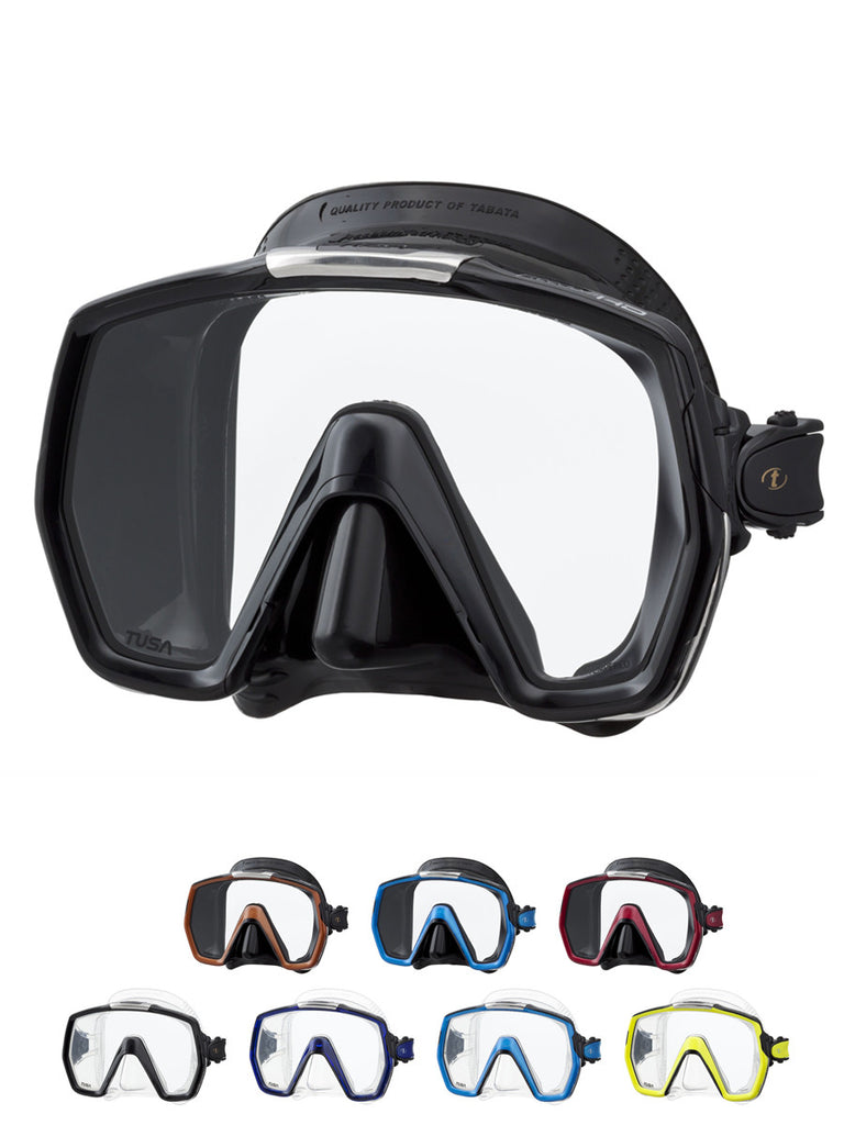 TUSA Freedom HD Mask (M-1001)