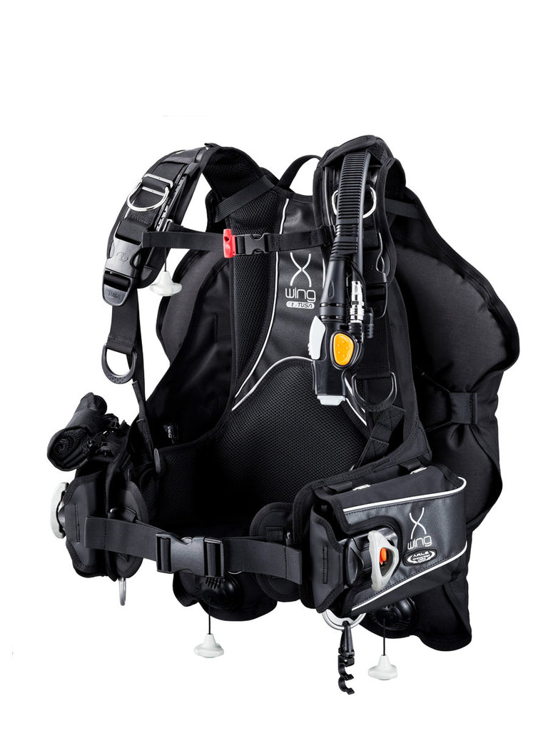 Tusa X-Wing Rear-Inflation BCD (BCJ-8000C)