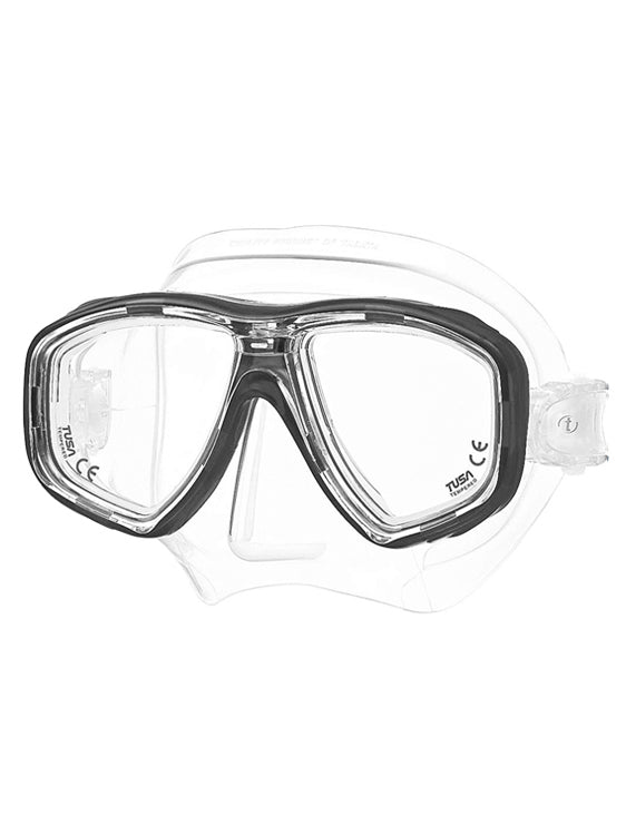 Tusa Freedom Ceos Mask (M-212) - Black (BK)