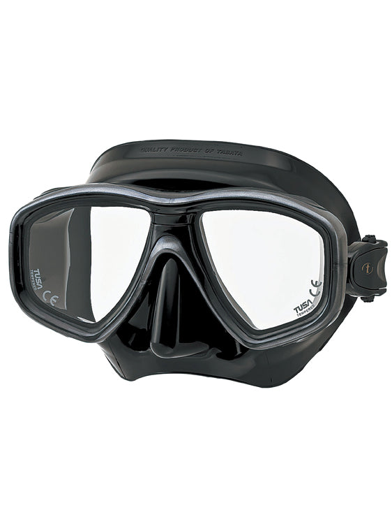 Tusa Freedom Ceos Mask (M-212) - Black/Black (BK/BK)