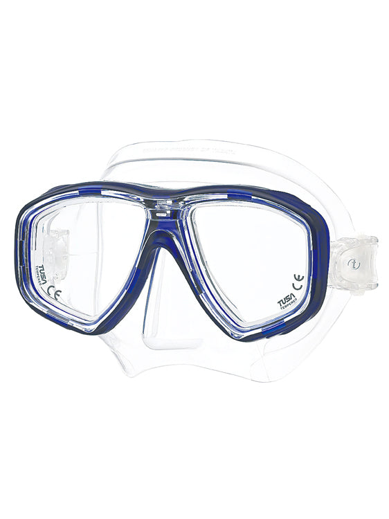 Tusa Freedom Ceos Mask (M-212) - Cobalt Blue (CBL)