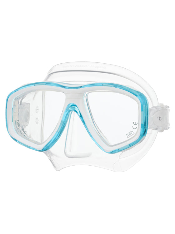 Tusa Freedom Ceos Mask (M-212) - Light Blue/White (LBW)