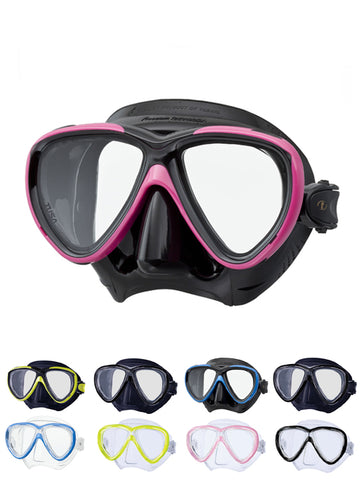 a57b96a5570 Tusa Freedom One Dive Mask