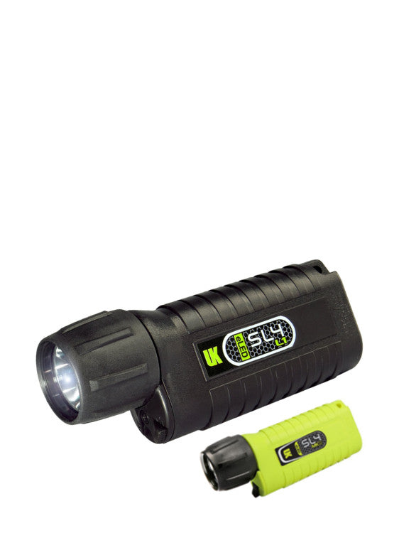 UK SL4 eLED MK2 Torch (multi-colour)