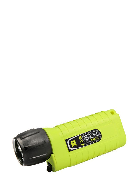UK SL4 eLED MK2 Torch (yellow)