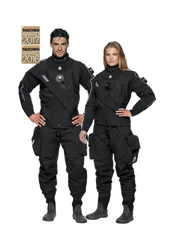 Waterproof D9X Breathable Drysuit