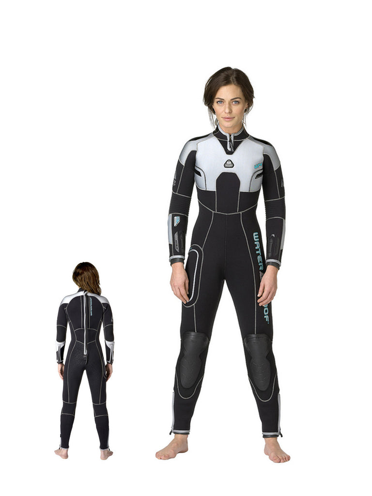 Waterproof W4 Wetsuit 5mm Female