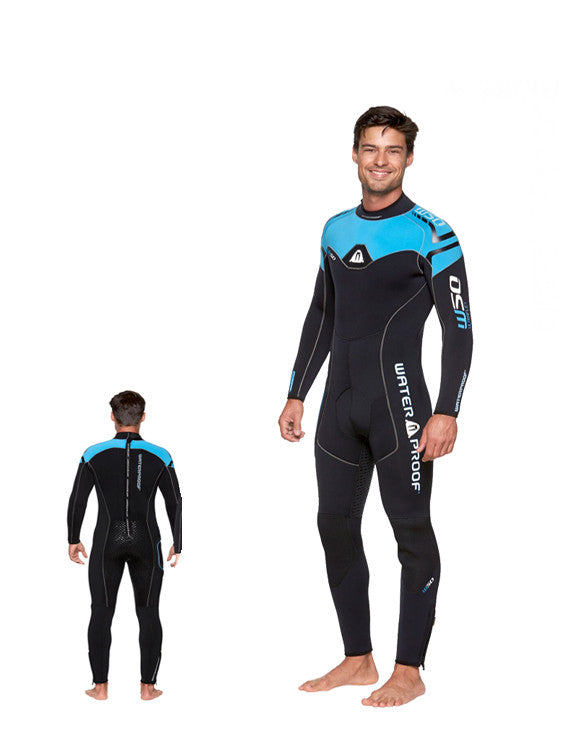 Waterproof W50 Wetsuit 5mm Mens