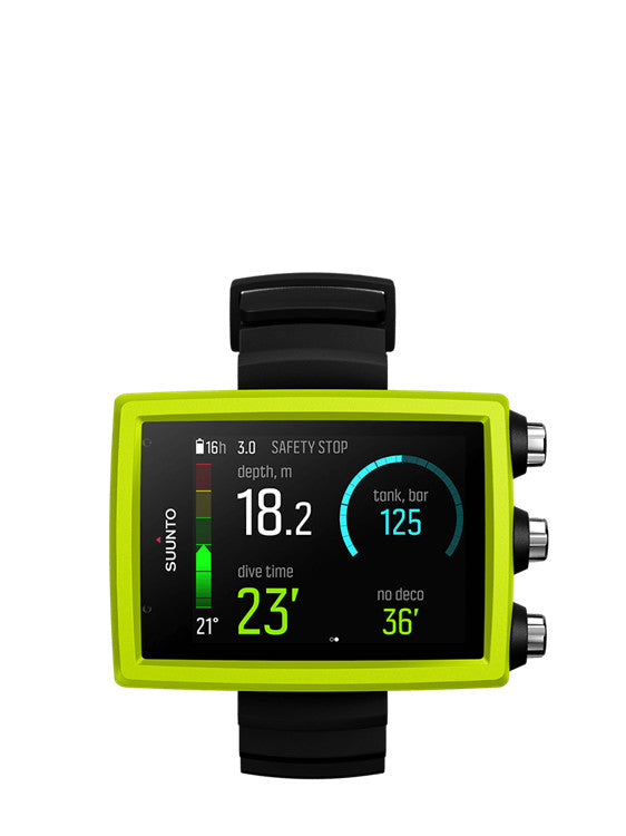 Suunto Eon Core - Lime