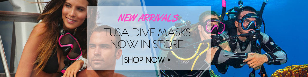 Tusa Masks Now In Store New Arrivals