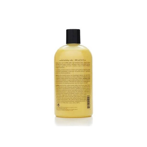 Philosophy Vanilla Birthday Cake Shampoo