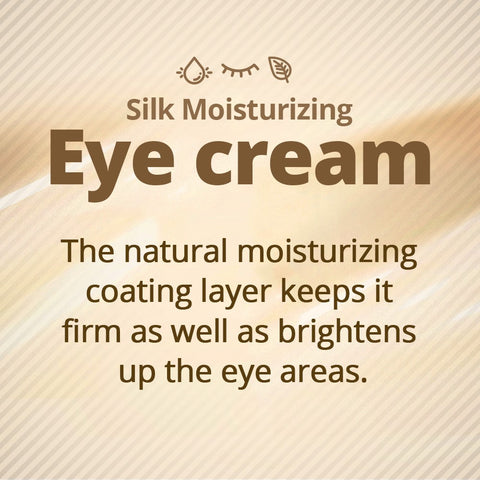 The Face Shop Mango Seed Silk Moisturizing Eye Cream