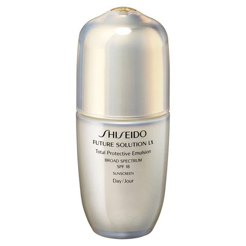 Shiseido Future Solution LX Total Protection Emulsion Facial Serum