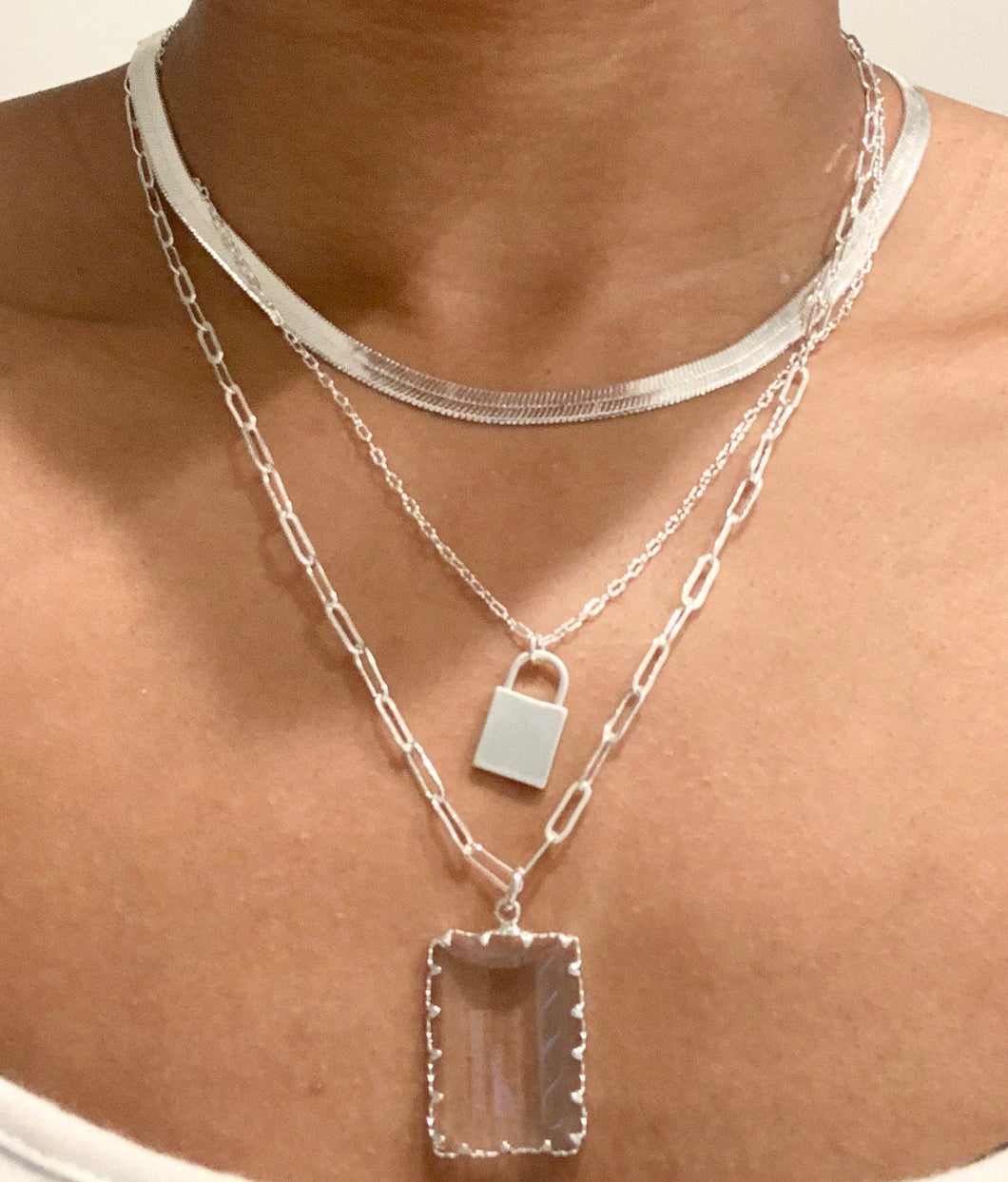 3-Layer Necklace