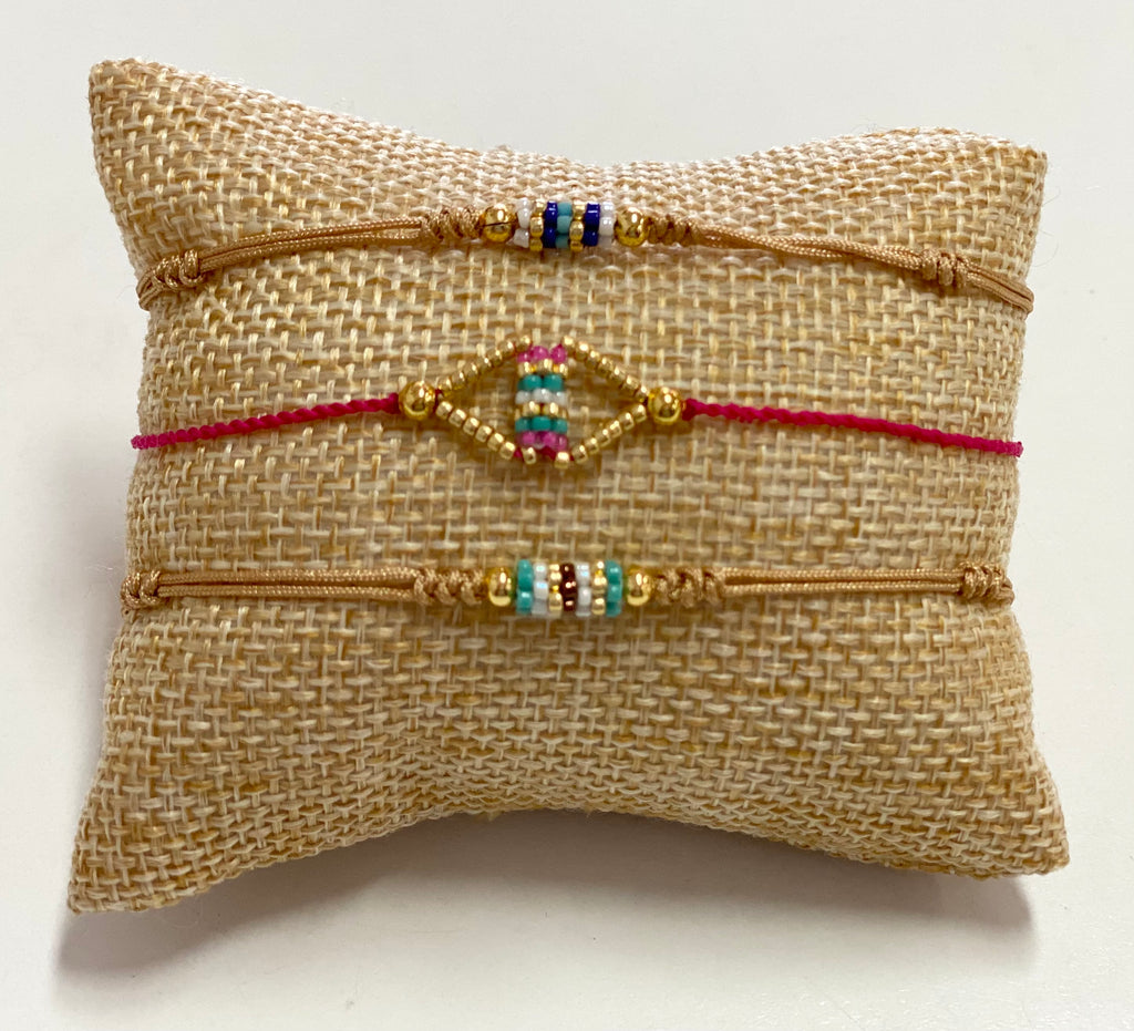 "Turkish beaded bracelet ""simple"""