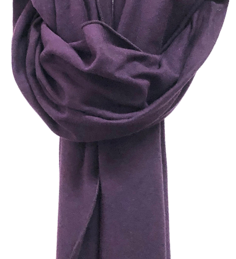 ethik super soft bamboo and organic cotton scarf