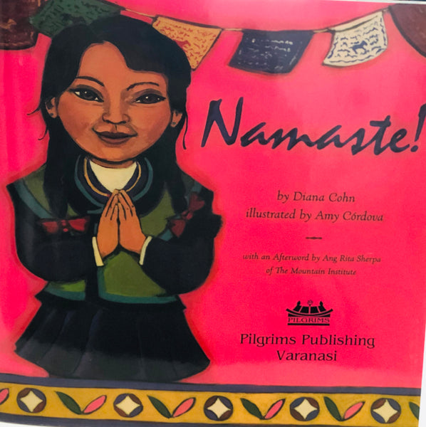 Namaste children's book