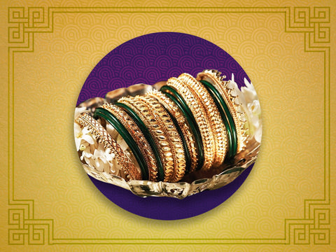 Maharashtrian Jewellery- Chooda